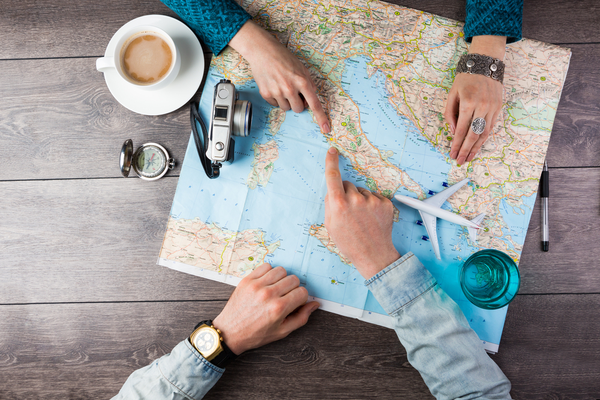 Geography Test: Can You Plan Vacations Without a Smartphone?