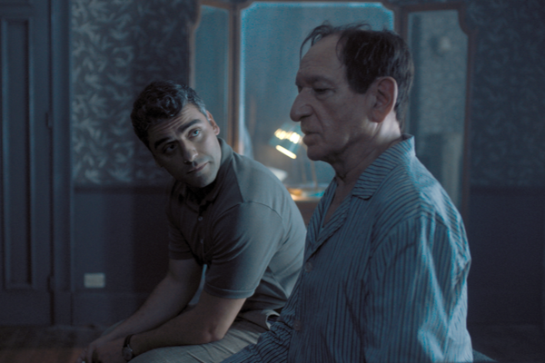 Isaac Vs Kingsley in Operation Finale