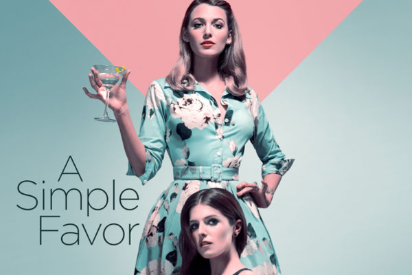 Blake Lively Asks Anna Kendrick for A Simple Favor