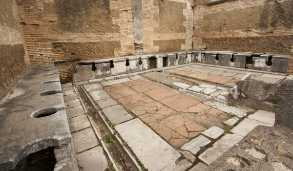 Talking heads: what toilets and sewers tell us about ancient Roman sanitation