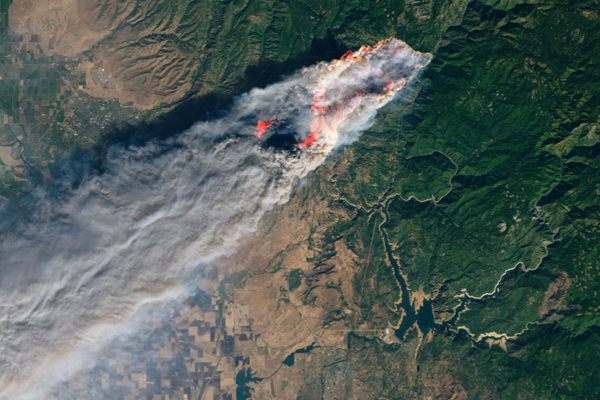 Climate change and wildfires –how do we know if there is a link?