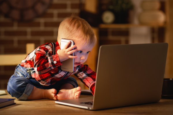 New findings add twist to screen time limit debate