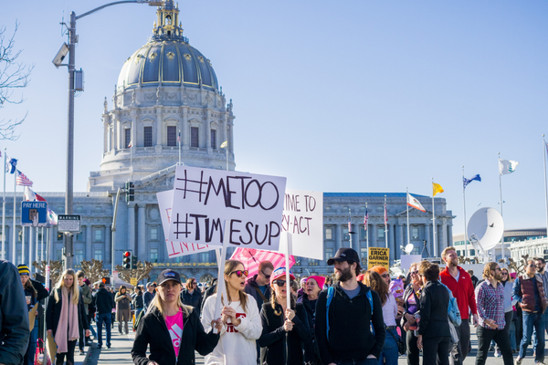 How the 'wave of women' entering congress could turn the #MeToo movement into concrete action