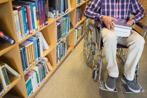 College students with disabilities are too often excluded