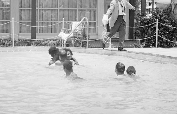 The forgotten history of segregated swimming pools and amusement parks