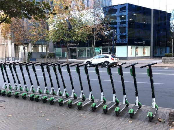 Are shared e-scooters good for the planet? Only if they replace car trips