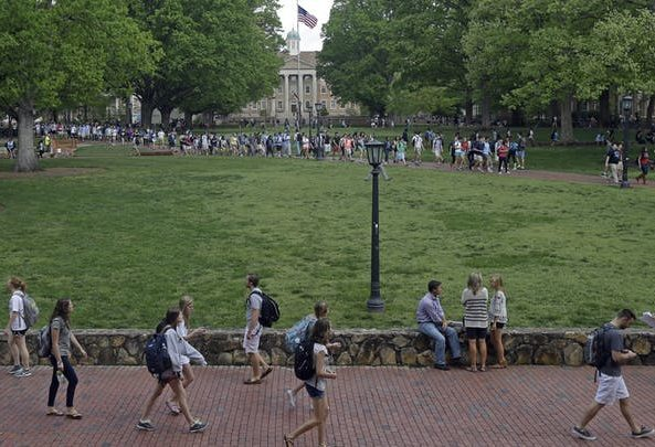 All public universities get private money, but some get much more than the rest