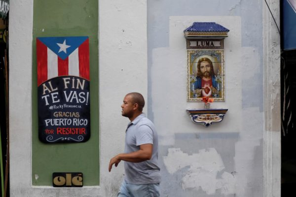 Puerto Ricans unite against Rosselló – and more than a decade of cultural trauma